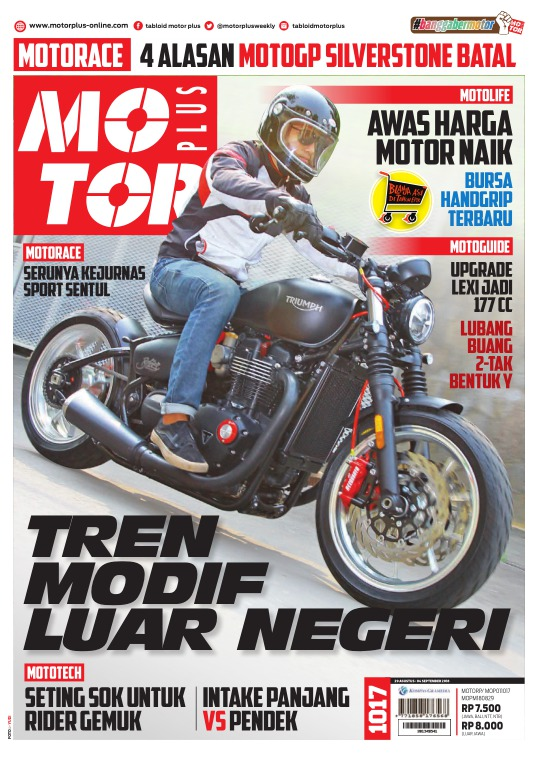 Tabloid Motor Plus - edisi 1017