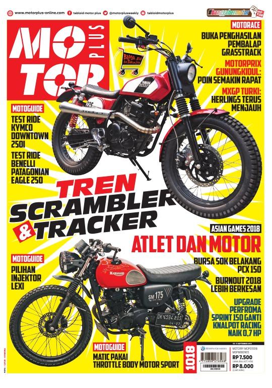 Tabloid Motor Plus - edisi 1018