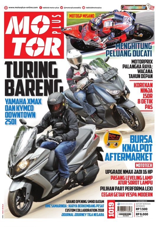 Tabloid Motor Plus - edisi 1019
