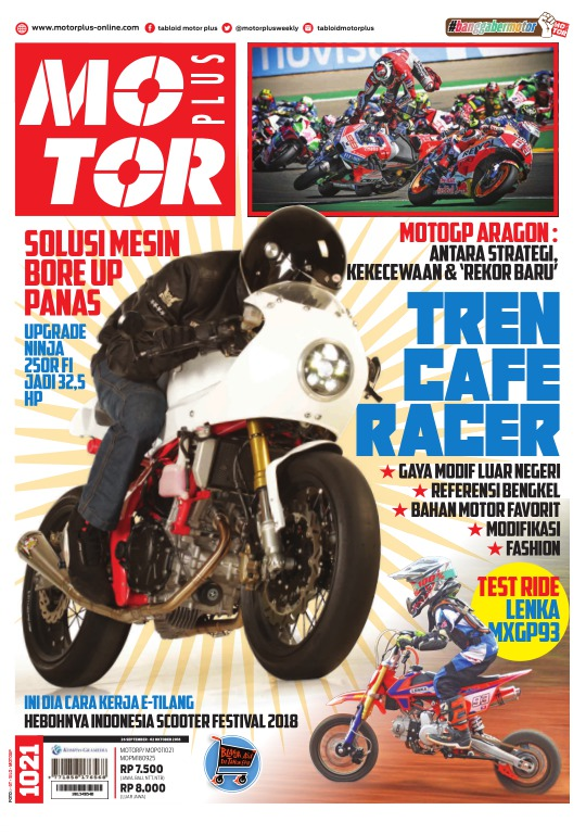 Tabloid Motor Plus - edisi 1021