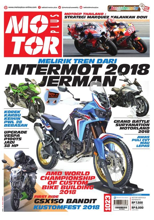 Tabloid Motor Plus - edisi 1023