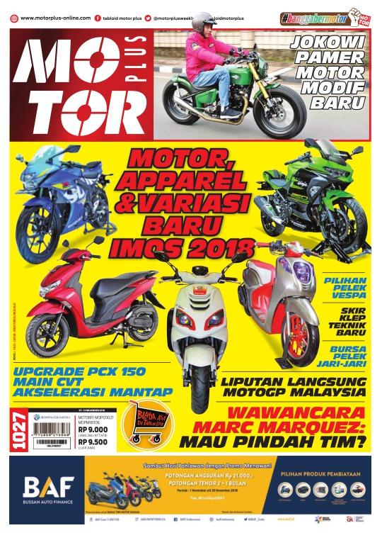 Tabloid Motor Plus - edisi 1027