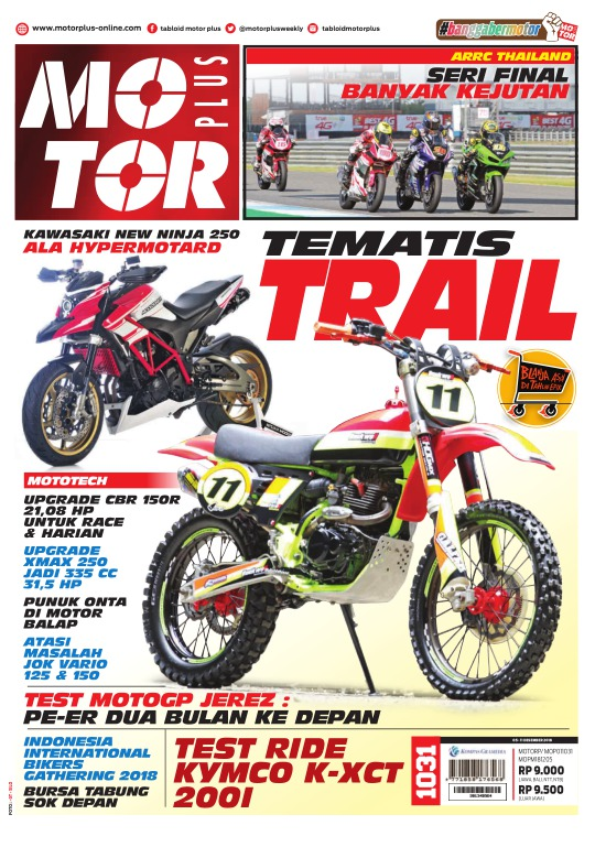 Tabloid Motor Plus - edisi 1031