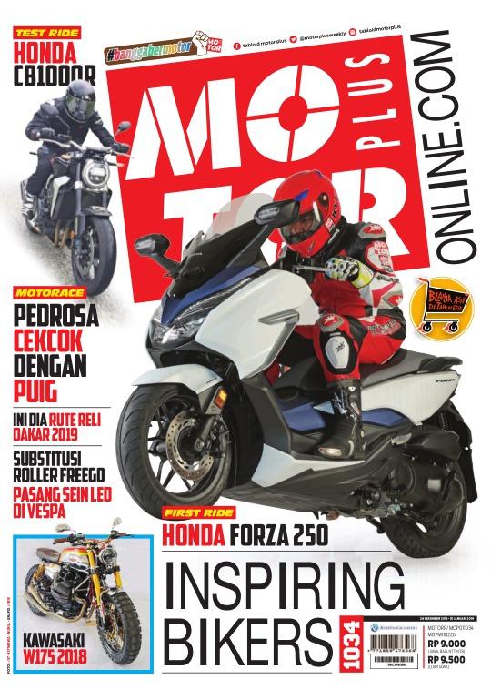 Tabloid Motor Plus - edisi 1034