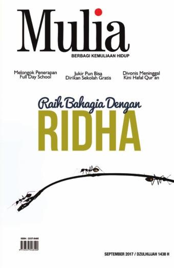 Majalah Mulia - edisi 9/2017