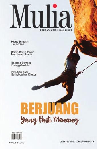Majalah Mulia - edisi 8/2017