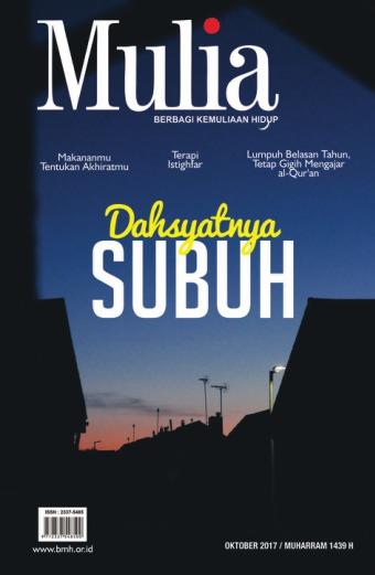 Majalah Mulia - edisi 10/2017