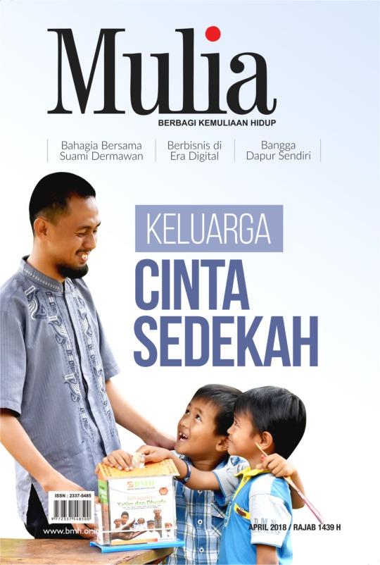 Majalah Mulia - edisi 4/2018