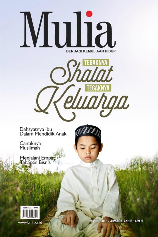 Majalah Mulia - edisi 3/2018
