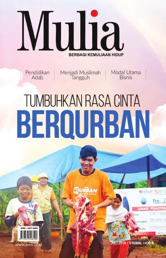 Majalah Mulia - edisi 07/2018
