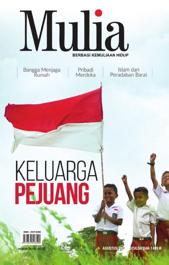 Majalah Mulia - edisi 08/2018