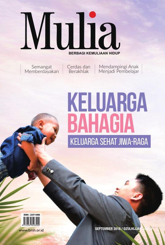 Majalah Mulia - edisi 09/2018