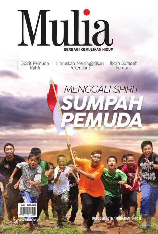 Majalah Mulia - edisi 10/2018