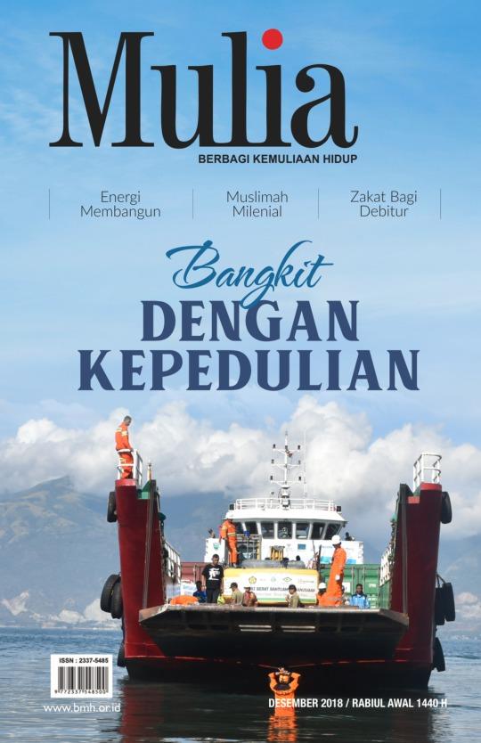 Majalah Mulia - edisi 12/2018