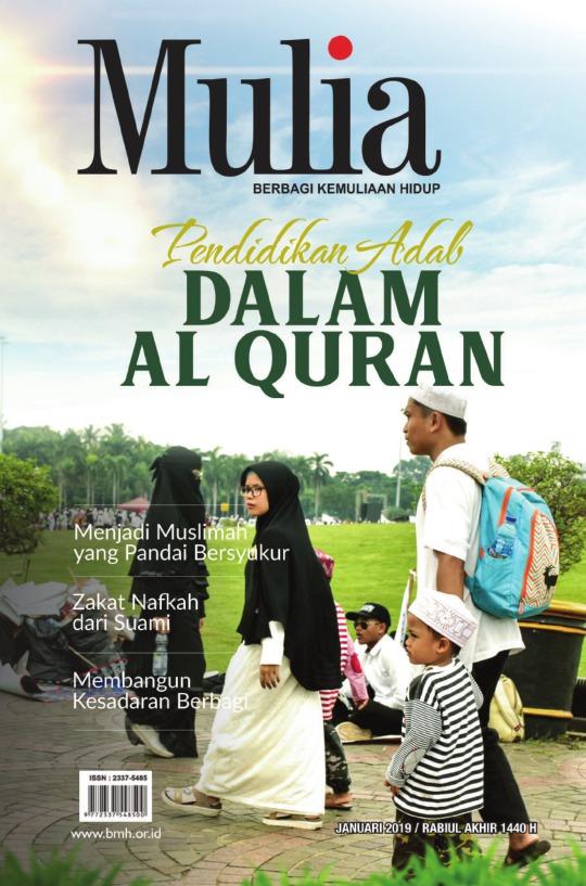 Majalah Mulia - edisi 01/2019