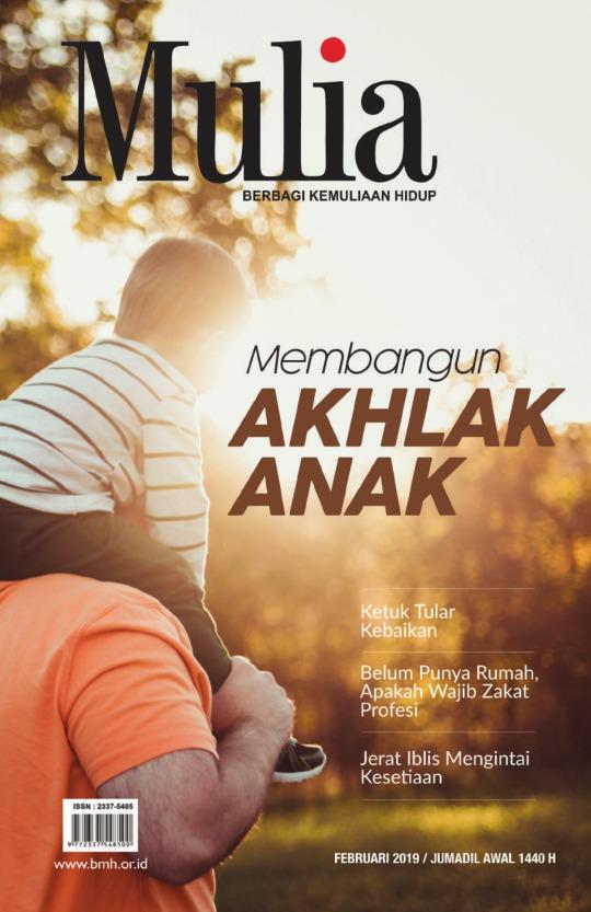 Majalah Mulia - edisi 02/2019