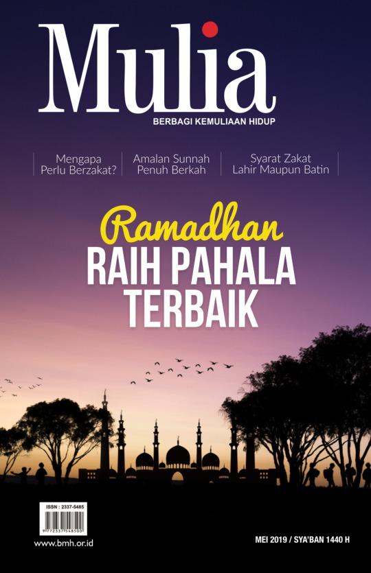 Majalah Mulia - edisi 05/2019