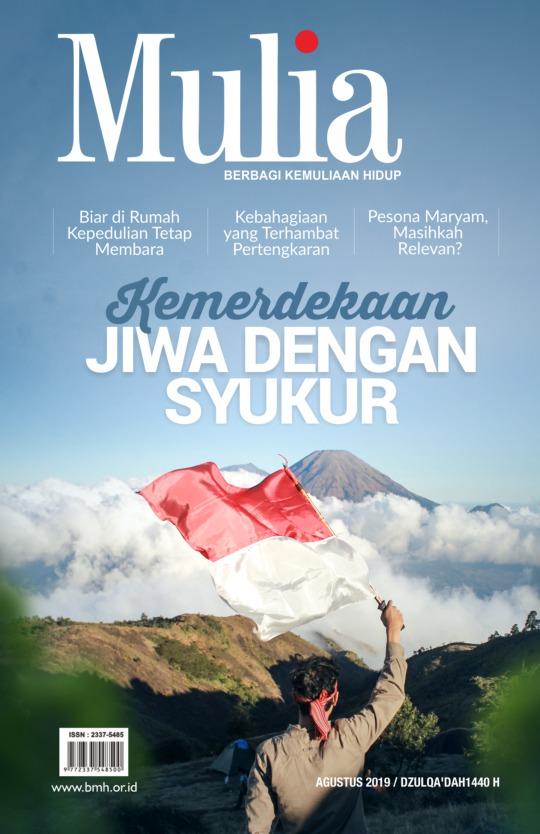 Majalah Mulia - edisi 08/2019