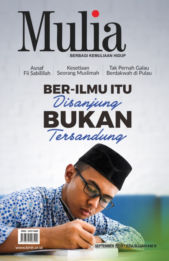 Majalah Mulia - edisi 09/2019