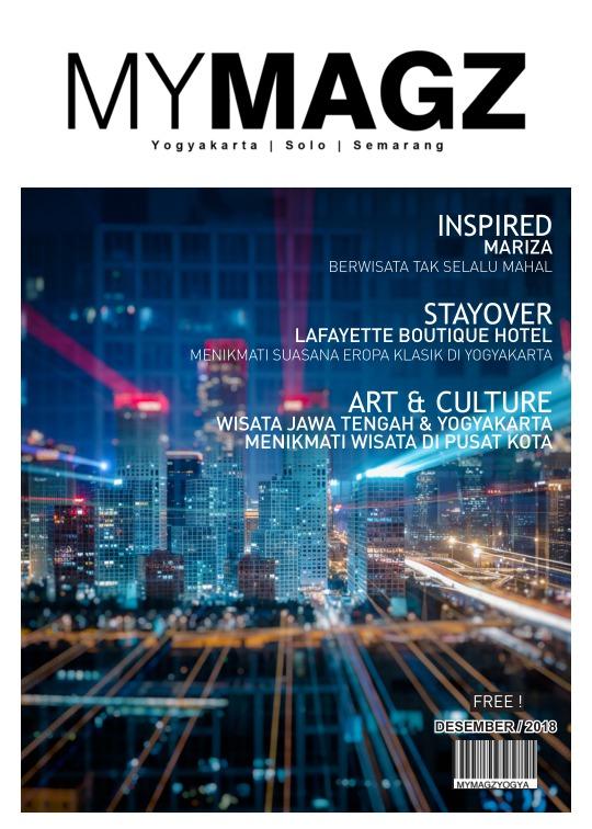 Majalah MYMAGZ - edisi 12/2018