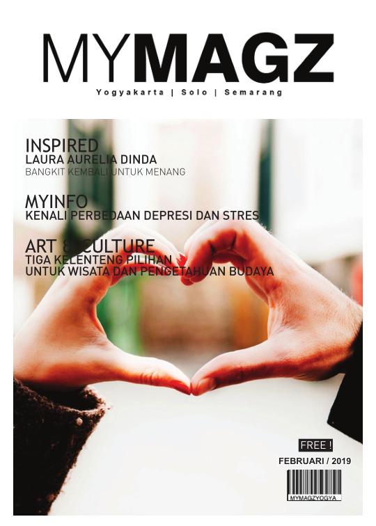 Majalah MYMAGZ - edisi 02/2019