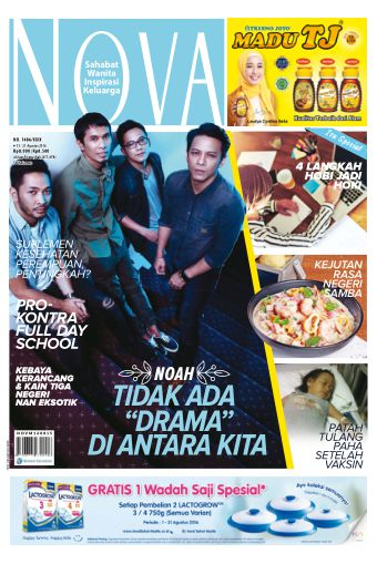 Tabloid NOVA - edisi 1486