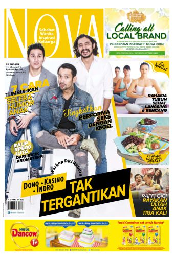 Tabloid NOVA - edisi 1487