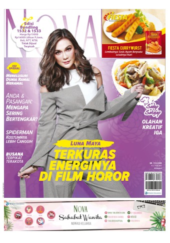 Tabloid NOVA - edisi 1532