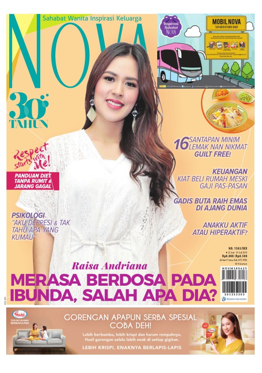 Tabloid NOVA - edisi 1583