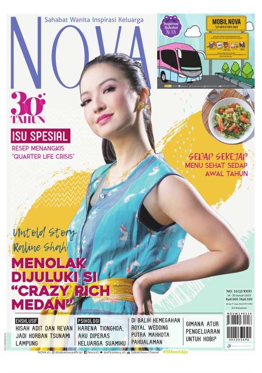 Tabloid NOVA - edisi 1612