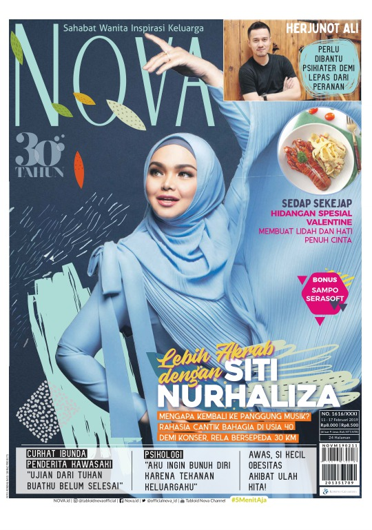 Tabloid NOVA - edisi 1616