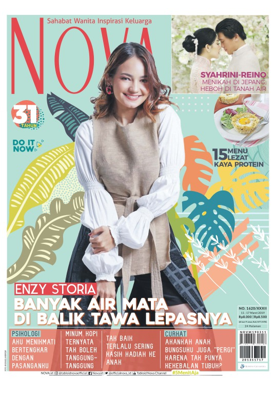Tabloid NOVA - edisi 1620