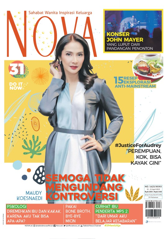 Tabloid NOVA - edisi 1625