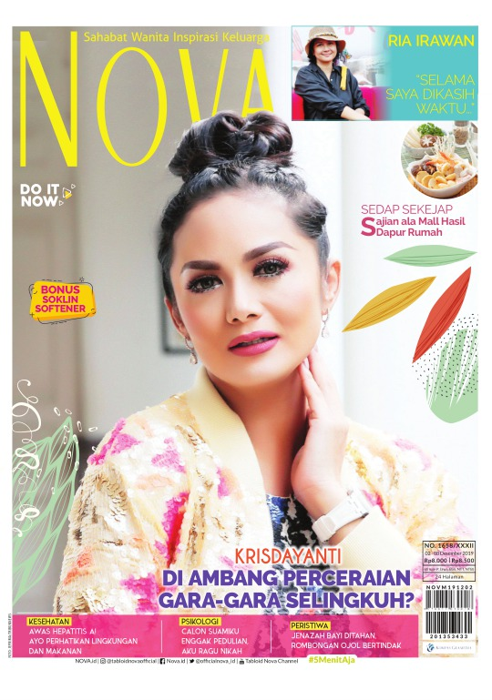 Tabloid NOVA - edisi 1658