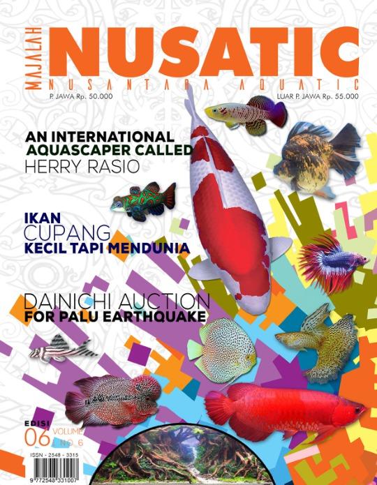 Majalah Nusatic - edisi 06/2019