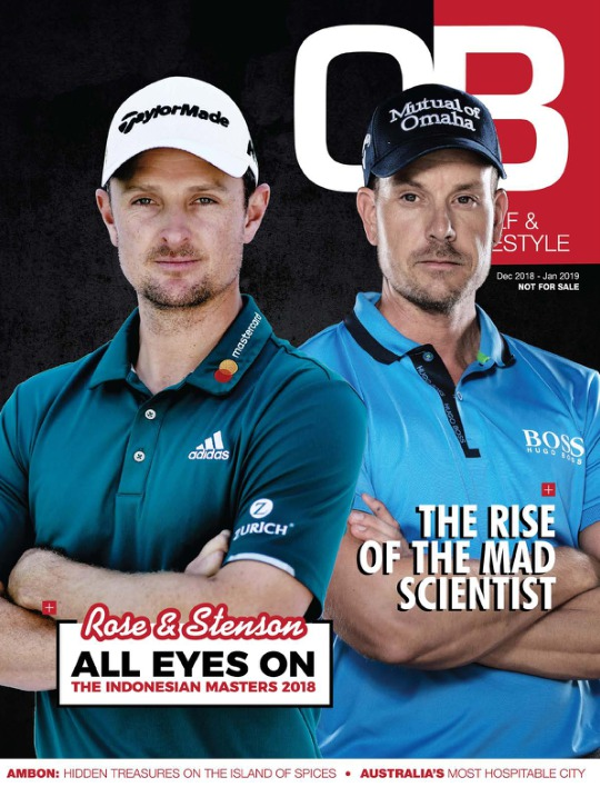 Majalah OB Golf - edisi 21