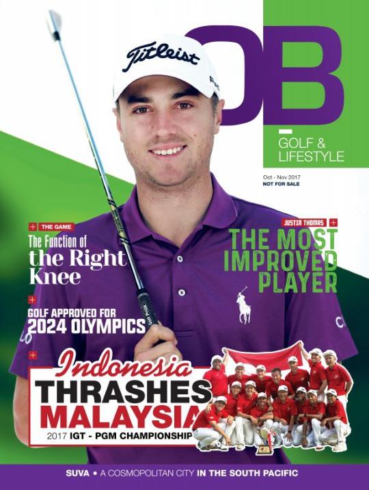 Majalah OB Golf - edisi 14
