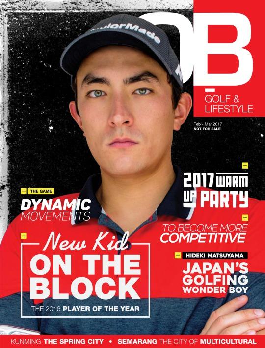 Majalah OB Golf - edisi 10