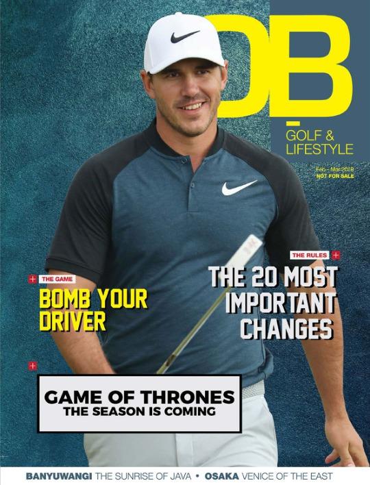 Majalah OB Golf - edisi 22