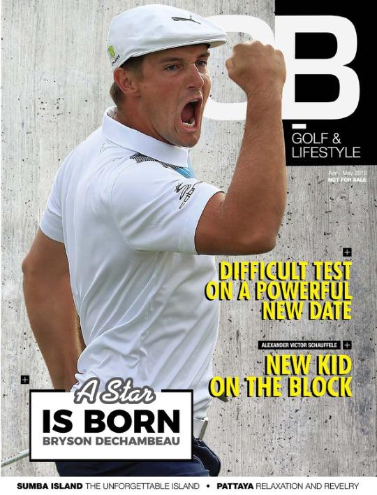 Majalah OB Golf - edisi 23