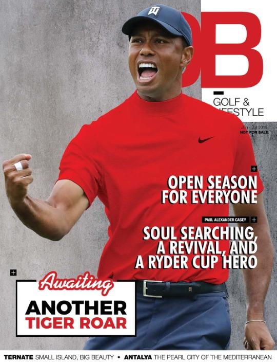Majalah OB Golf - edisi 24