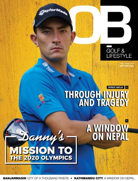 Majalah OB Golf - edisi 25