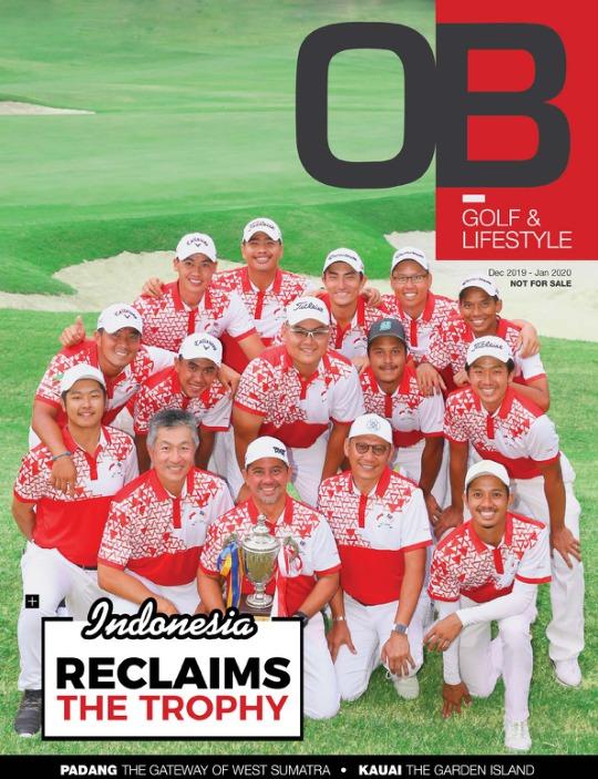 Majalah OB Golf - edisi 27