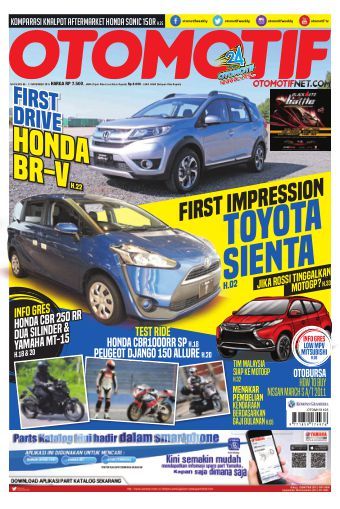 Tabloid OTOMOTIF - edisi 26/XXV