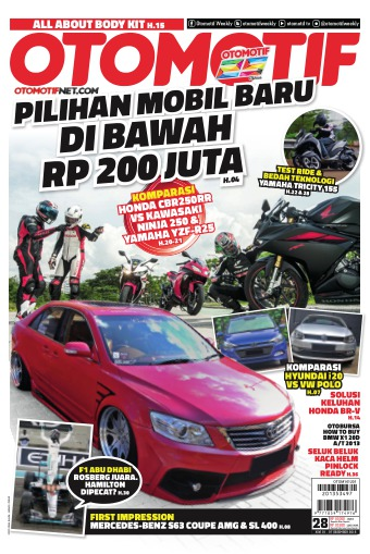 Tabloid OTOMOTIF - edisi 28/XXVI
