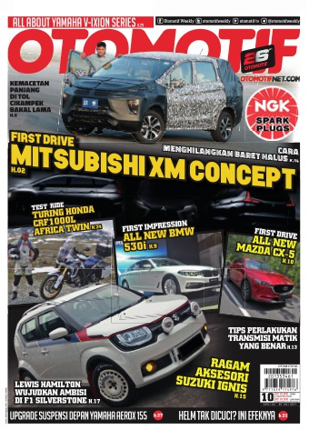 Tabloid OTOMOTIF - edisi 61/XXVII