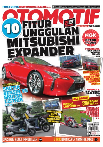 Tabloid OTOMOTIF - edisi 63/XXVII