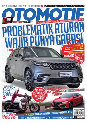 Tabloid OTOMOTIF - edisi 70/XXVII