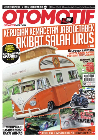 Tabloid OTOMOTIF - edisi 82/XXVII