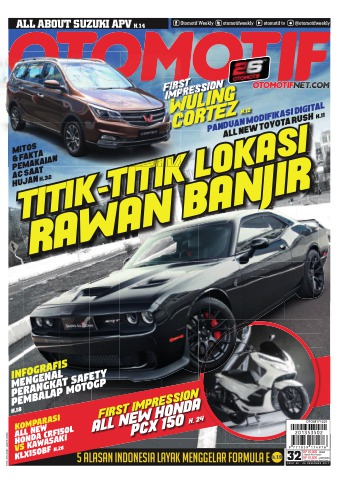Tabloid OTOMOTIF - edisi 83/XXVII